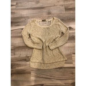 Katsumi by Anthropologie large knit sweater